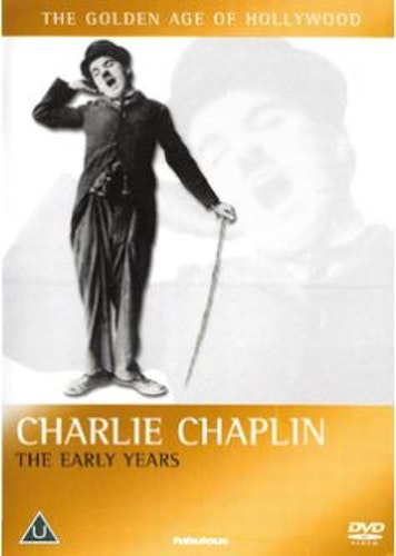 Charlie Chaplin - The Early Years DVD (import)
