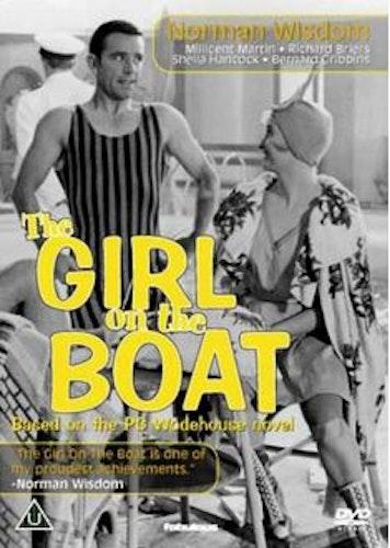 Girl On The Boat DVD (import) från 1962