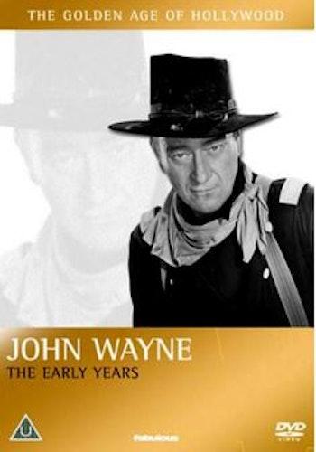 John Wayne - The Early Years DVD (import)