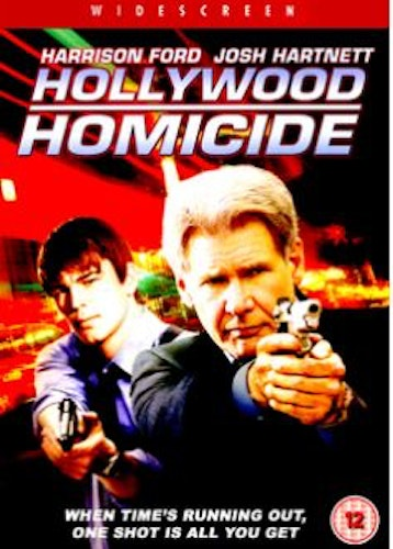 Hollywood Homicide DVD (Import)