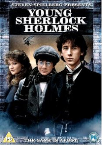 Young Sherlock Holmes DVD (import)