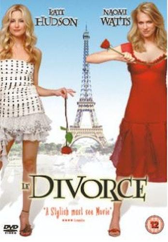 Le Divorce DVD (Import)