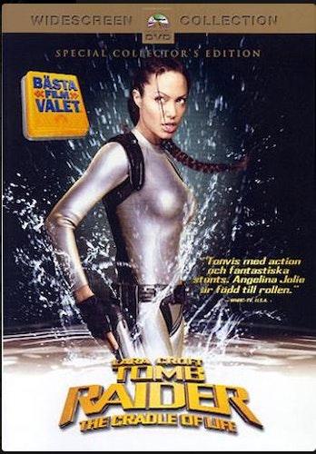 Tomb Raider 2 - Cradle of life DVD