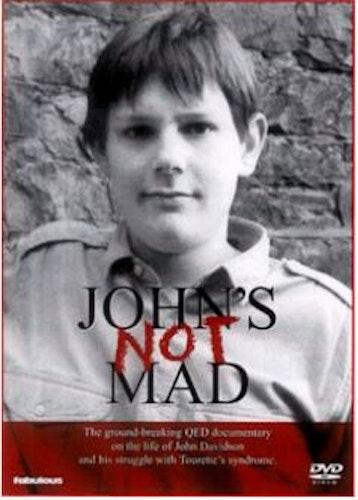John's Not Mad DVD (import)