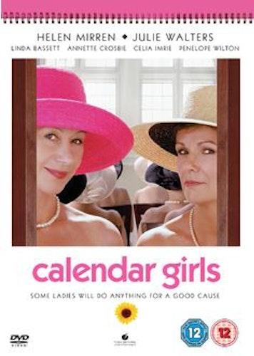Kalenderflickorna/Calendar Girls DVD (Import)