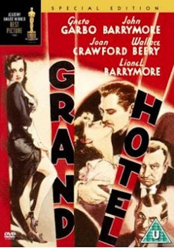 Grand Hotel DVD (import) från 1932