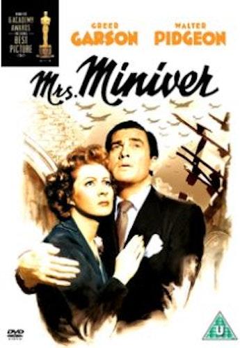 Mrs. Miniver DVD (Import Sv.Text) från 1942