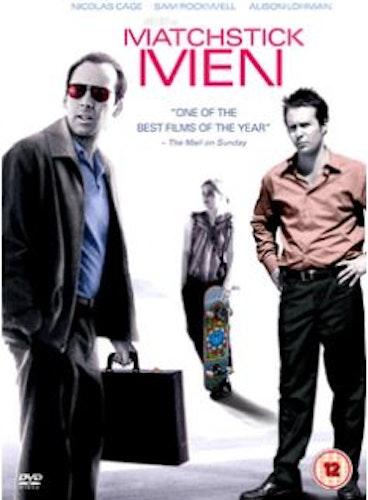 Matchstick Men DVD (Import)
