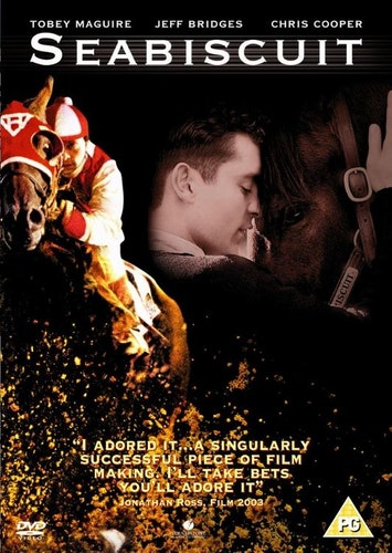 Seabiscuit DVD (Import)