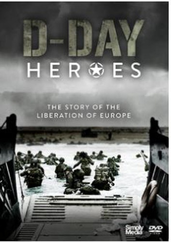 D-Day - Heroes DVD (import)