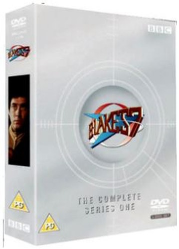 Blake's 7 - Säsong 1 (5-disc Box) DVD (Import)