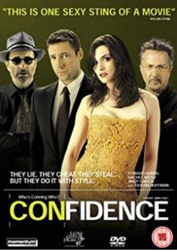 Confidence DVD (import)