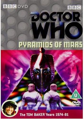 Doctor Who: Pyramids of Mars DVD (Import) från 1975