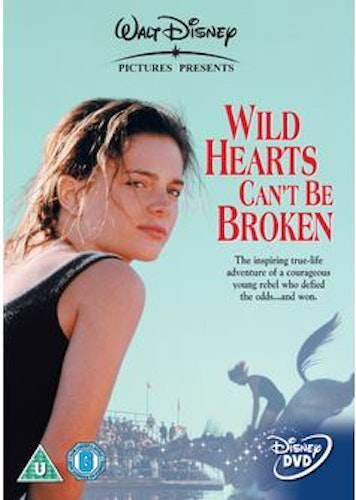 Wild hearts can't be broken DVD (Import Sv.Text)