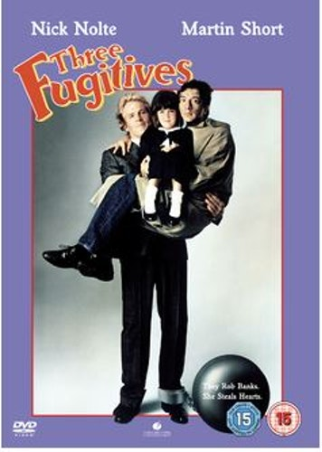 Three fugitives DVD (Import Sv.Text)