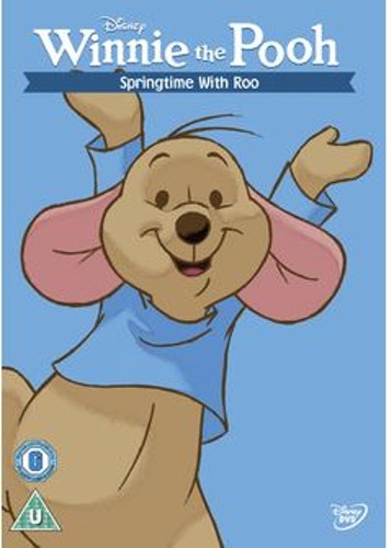 Nalle Puh - Springtime With Roo DVD (import)