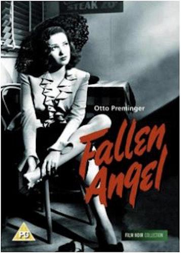 Fallen angel DVD (Import) från 1945