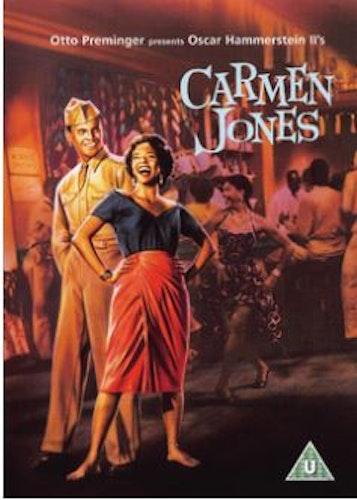 Carmen Jones DVD (Import) från 1954