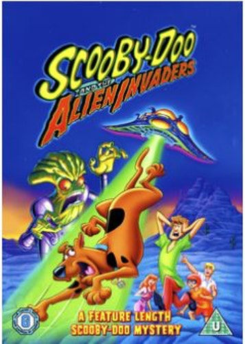Scooby-Doo - And The Alien Invaders DVD (import)