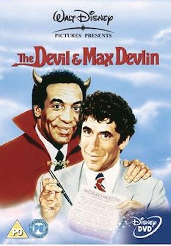 The Devil and Max Devlin DVD (Import Sv.Text) från 1981