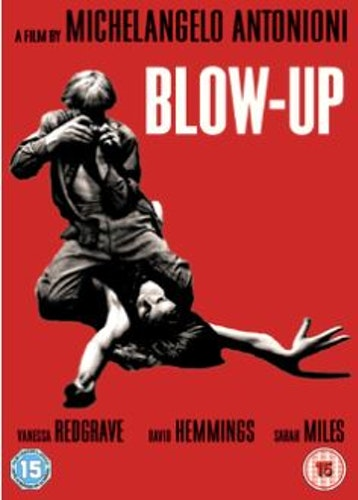 Förstoringen/Blow-up DVD (Import) från 1966