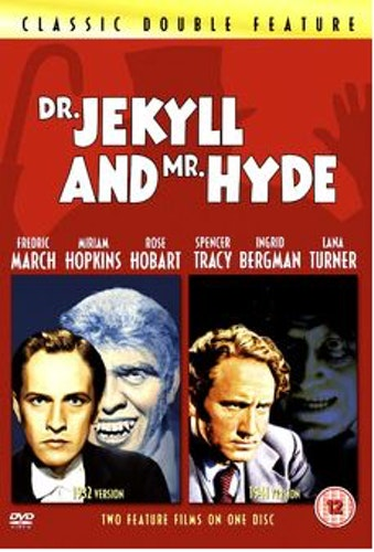 Dr. Jekyll och Mr. Hyde (1931 & 1941 års versioner) DVD (Import Sv.Text)