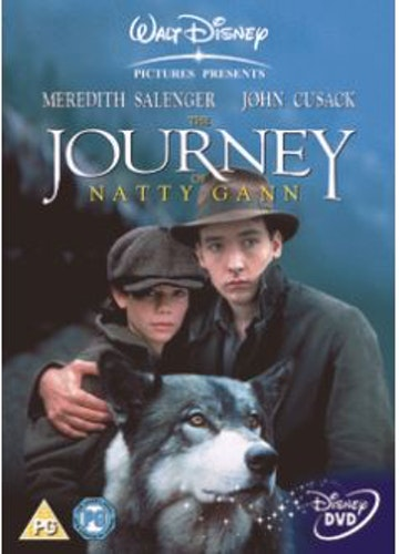 Journey of Natty Gann DVD (Import)