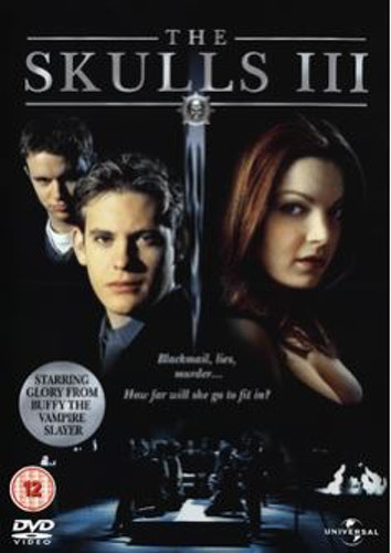 The Skulls III DVD (import)