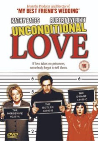Unconditional Love DVD  (import)