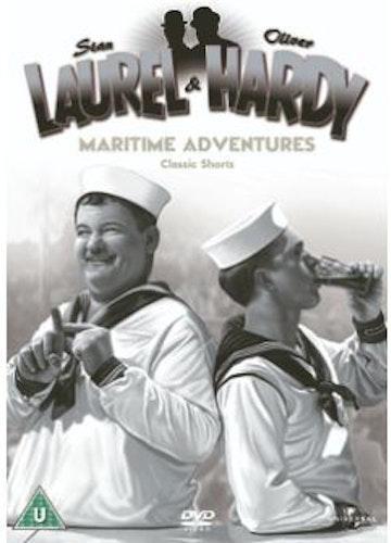 Helan & Halvan - Maritime Adventures DVD (import)