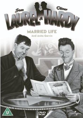 Helan och Halvan - Married Life And Anita Garvin Classic Shorts DVD (import)