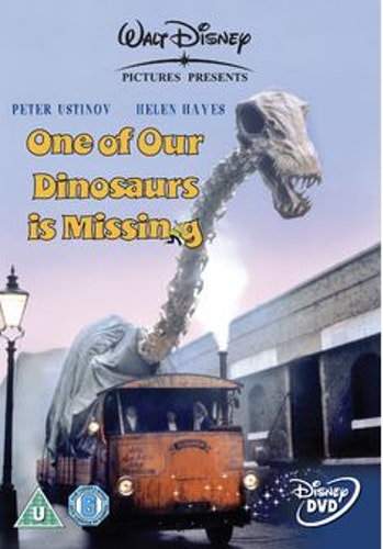 One of our dinosaurs is missing DVD (Import Sv.Text) från 1975