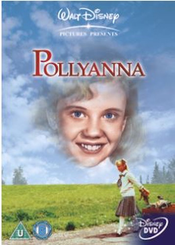 Pollyanna DVD (Import Sv.Text) från 1960