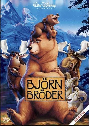 Disney Klassiker 43 - Björnbröder DVD