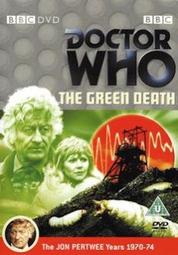 Doctor Who - The Green Death DVD (import)