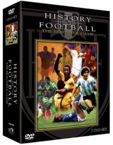 History Of Football - The Complete Series DVD (import)
