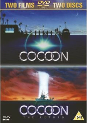 Cocoon 1 & 2 (2-disc) DVD (Import)