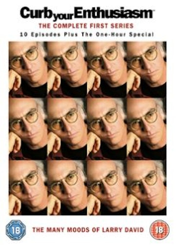 Curb Your Enthusiasm - Säsong 1 (3-disc) DVD (Import Sv.Text)