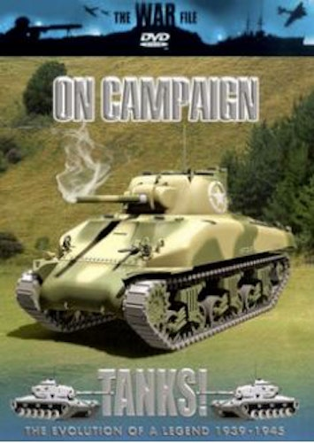Tanks - On Campaign DVD (import)