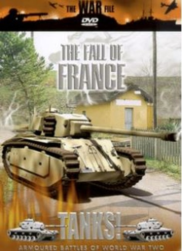 Tanks - The Fall Of France DVD (import)