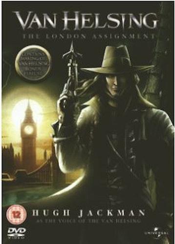 Van Helsing - The London assignment DVD (Import)