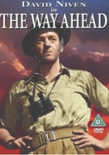 The Way Ahead DVD (import) från 1944