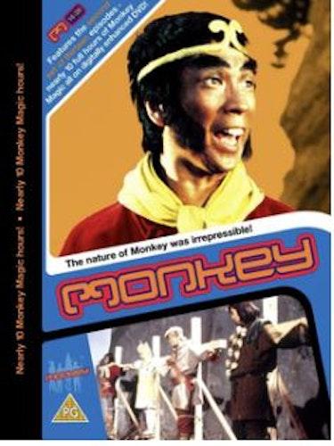Monkey Boxset 2 - Episodes 14-26 DVD (import)