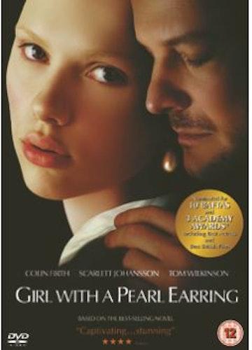 Flicka med pärlörhänge/Girl with a Pearl Earring DVD (Import)