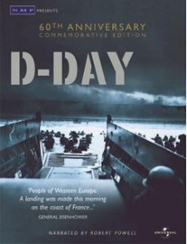 D-Day - The Century Of Warfare DVD (import)