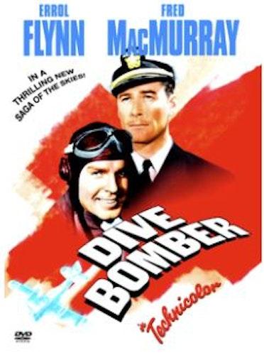 Dive bomber DVD (Import) från 1941