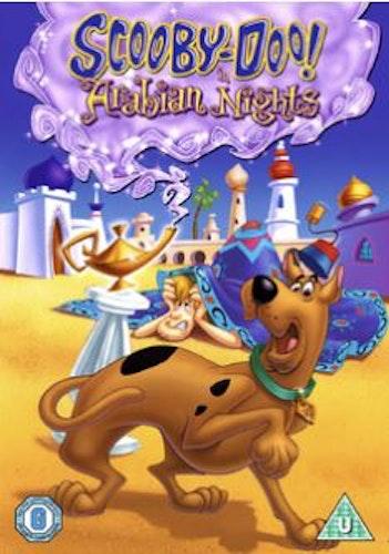 Scooby-Doo - In Arabian Nights DVD (import)