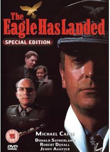 Örnen har landat DVD (import) från 1976