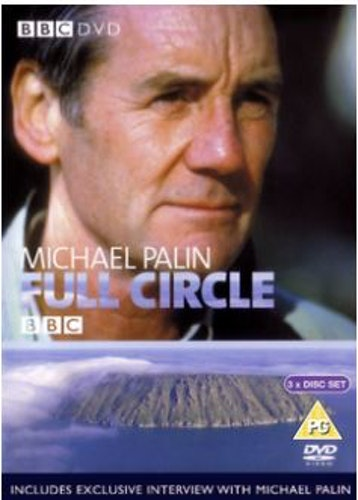 Full Circle - Michael Palin - The Complete Collection DVD (import)