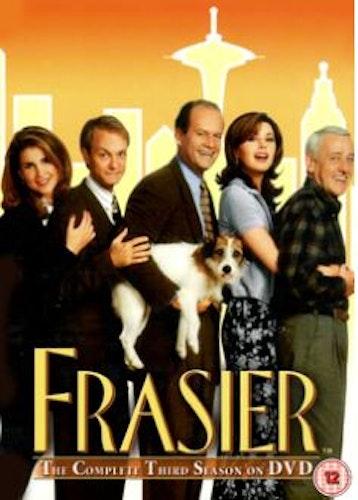 Frasier - Season 3 DVD (Import Sv.Text)